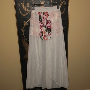 Skirt with shorts!!!